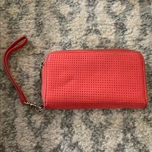 Target Wallet with Wristlet